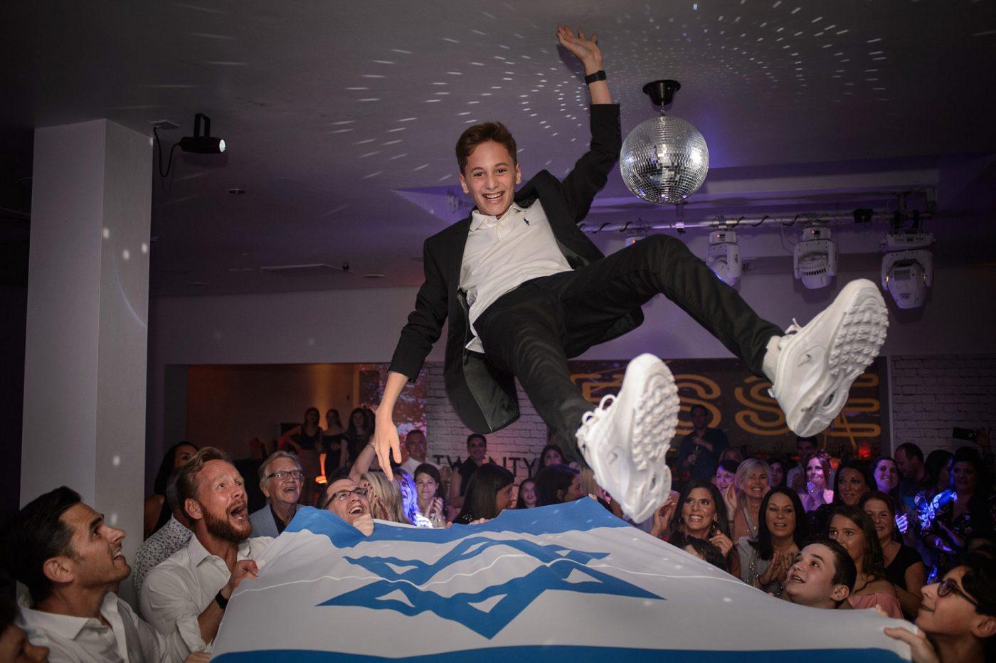 jesse's bar mitzvah party at twenty@n20