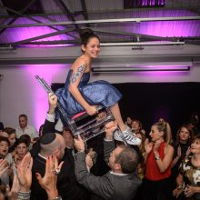 bat mitzvah party photography