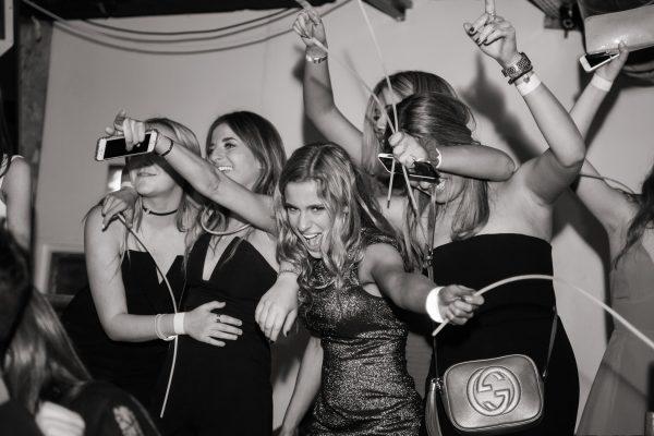 bat mitzvah party photography