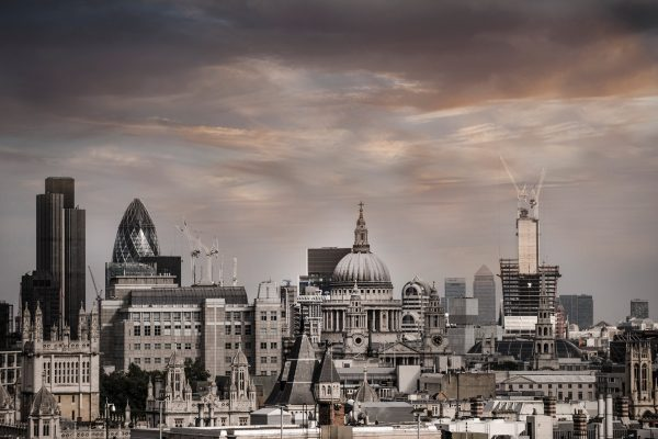 Corporate Photography landscape of London