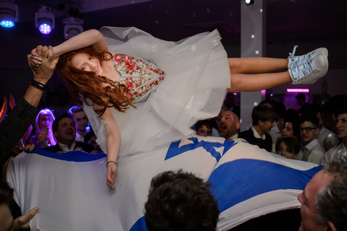 sienna's bat mitzvah party at twenty@n20