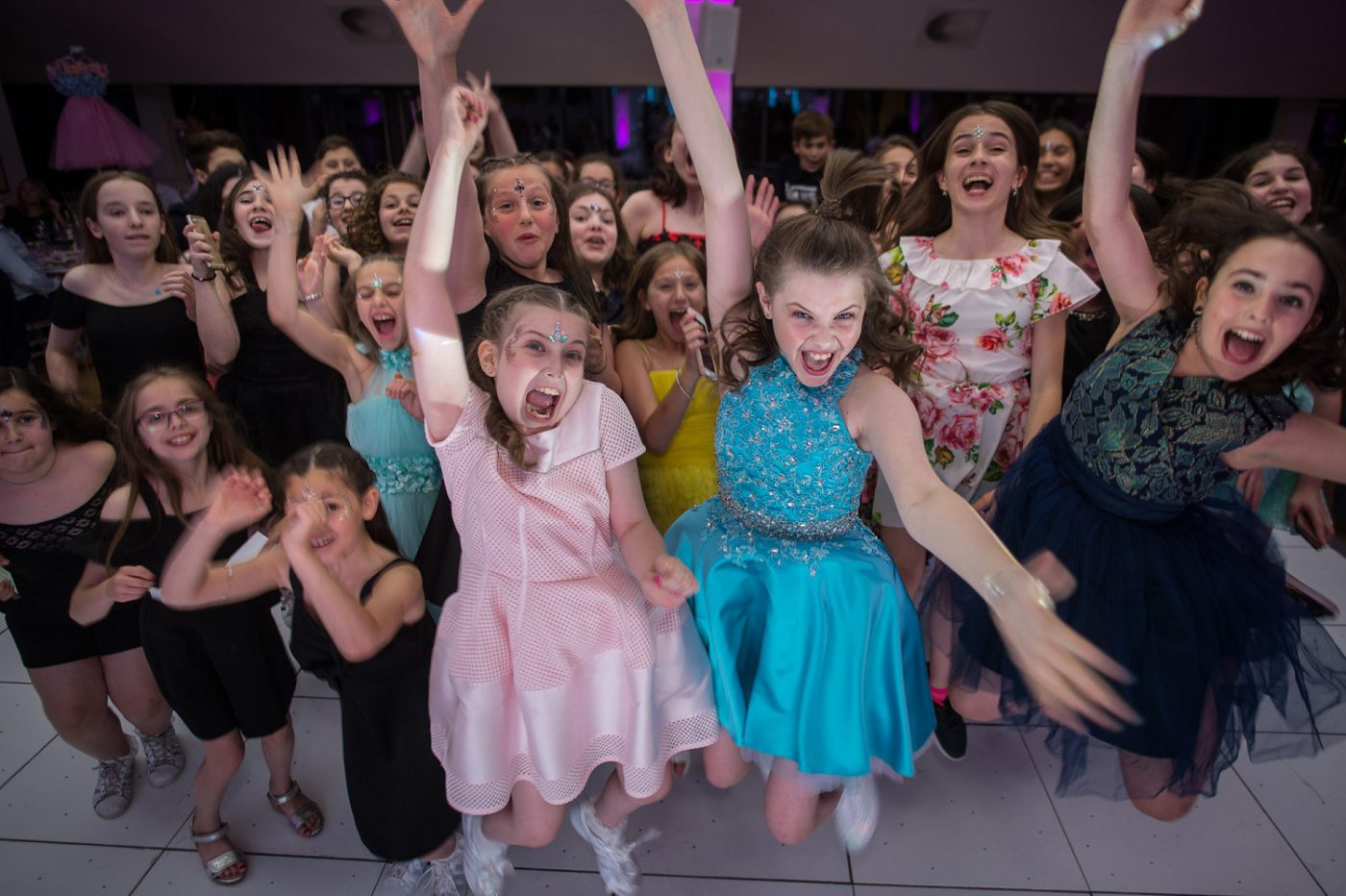 harley's batmitzvah at mill hill shul and allianz park