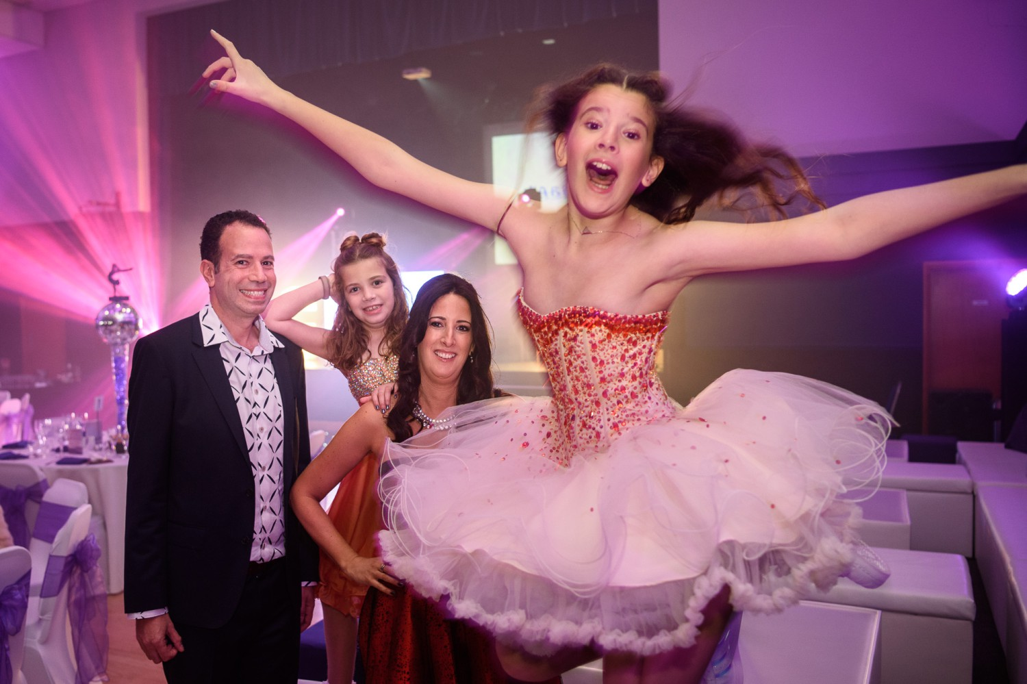 bat mitzvah party radlett 13