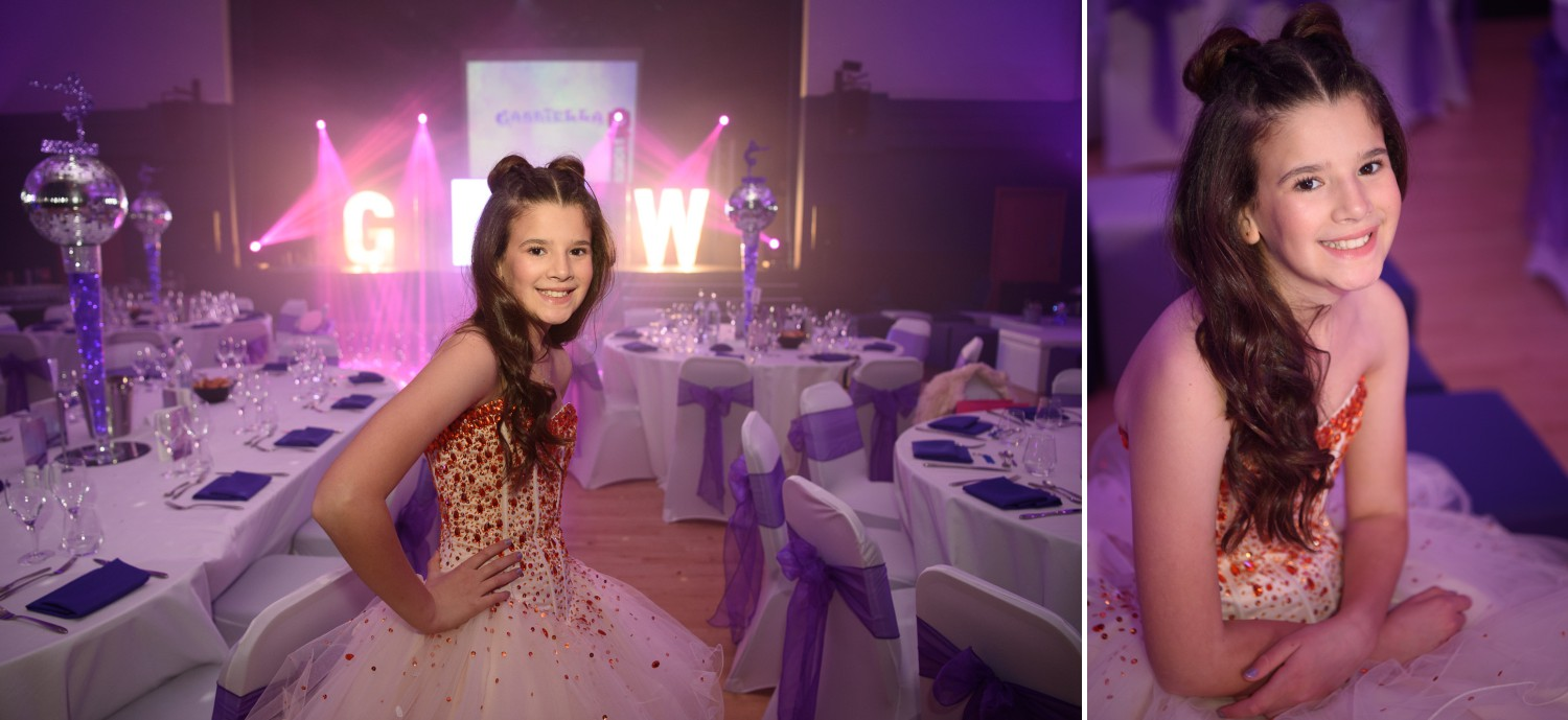 bat mitzvah party radlett 15