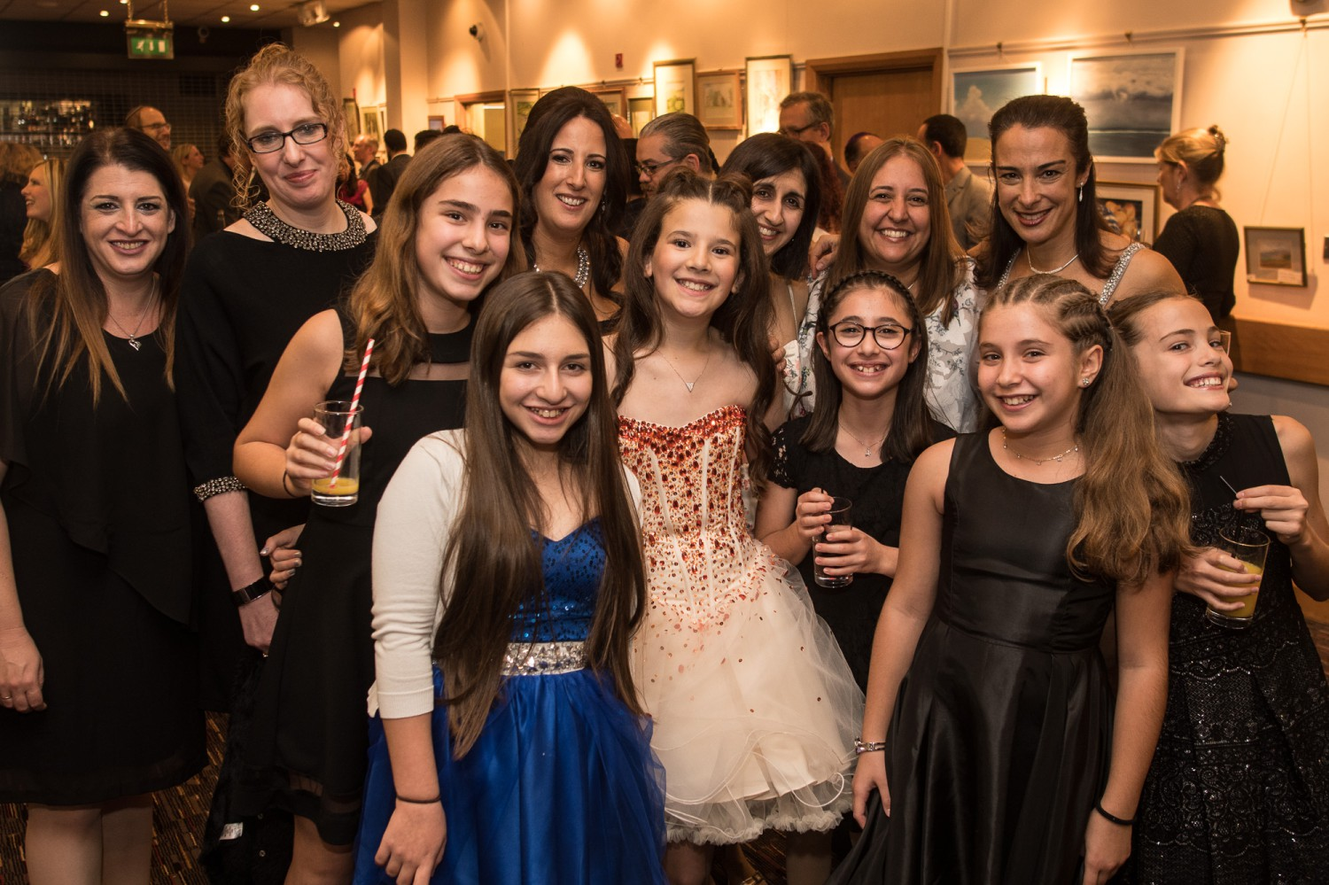 bat mitzvah party radlett 18