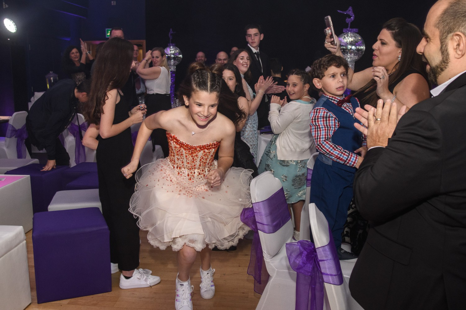 bat mitzvah party radlett 21