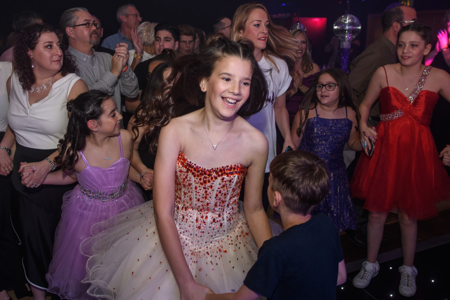 bat mitzvah party radlett 22