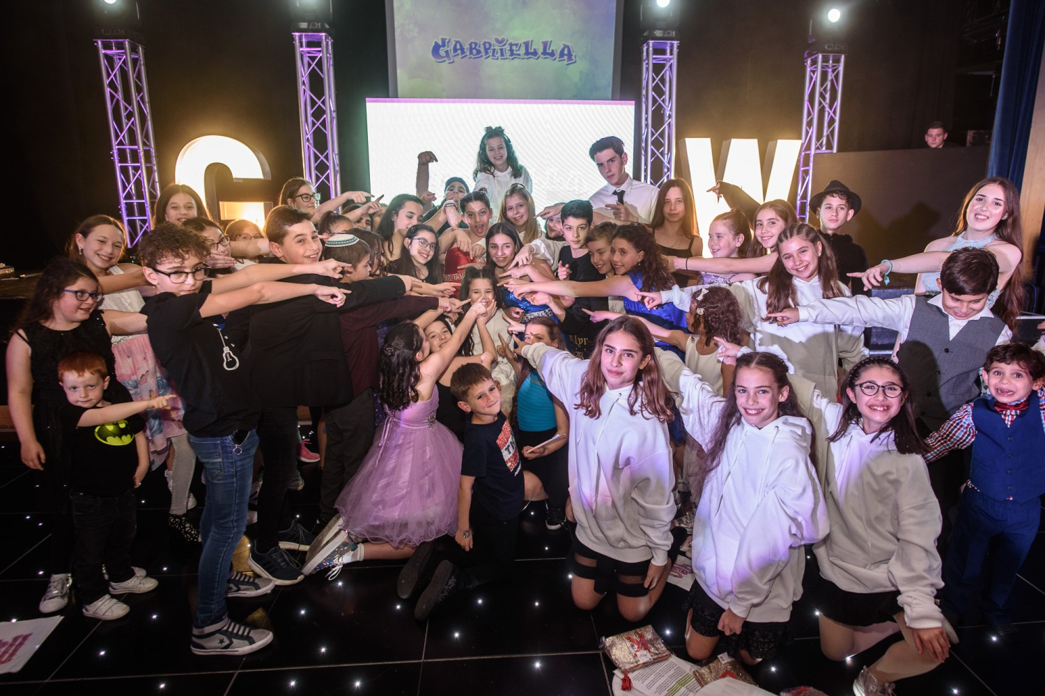 bat mitzvah party radlett 40