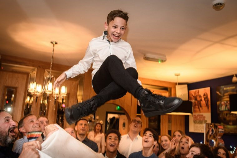 Ben's Bar Mitzvah Party