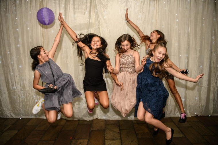 Biba's Bat Mitzvah at Islington Metal Works