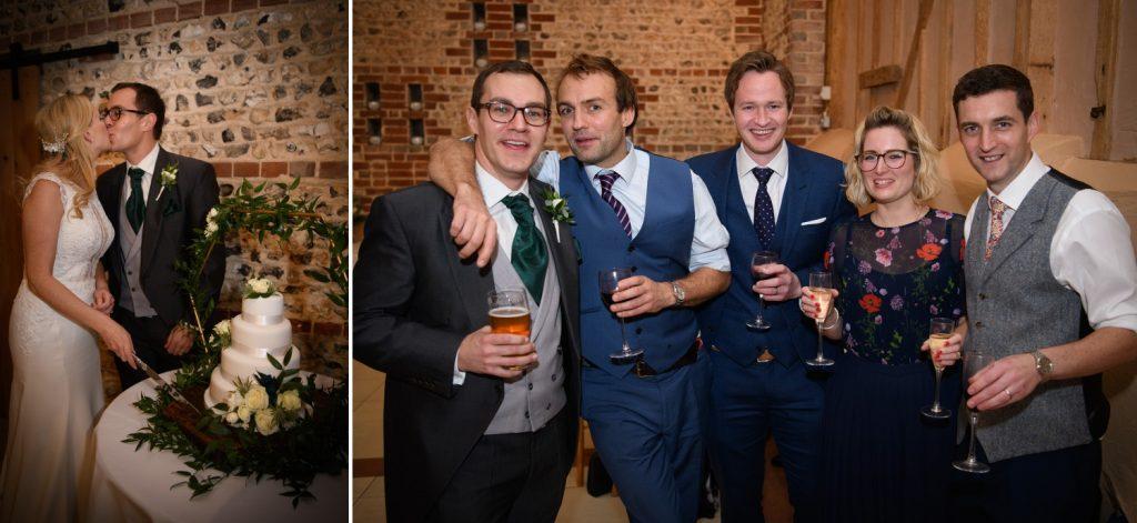 upwaltham barns wedding 58