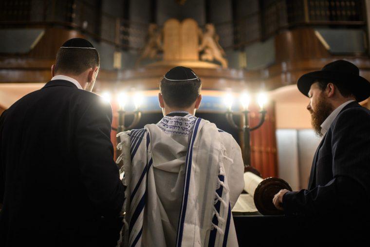 Gabriel's Bar Mitzvah