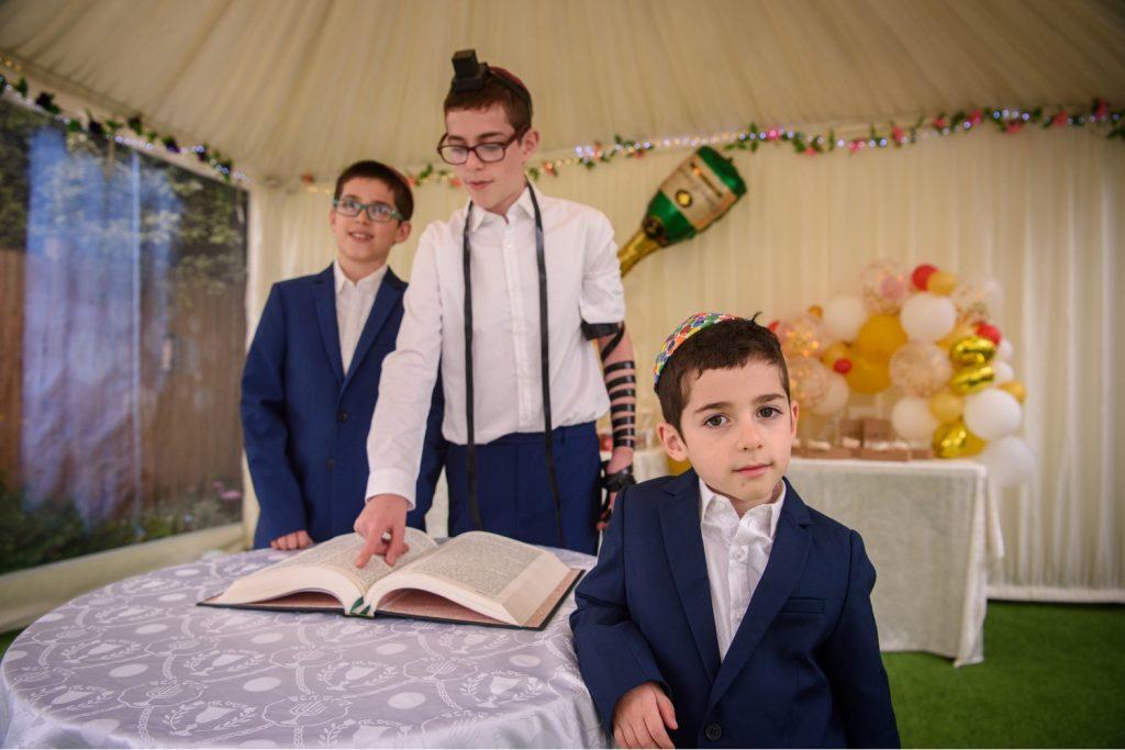 bar mitzvah 15