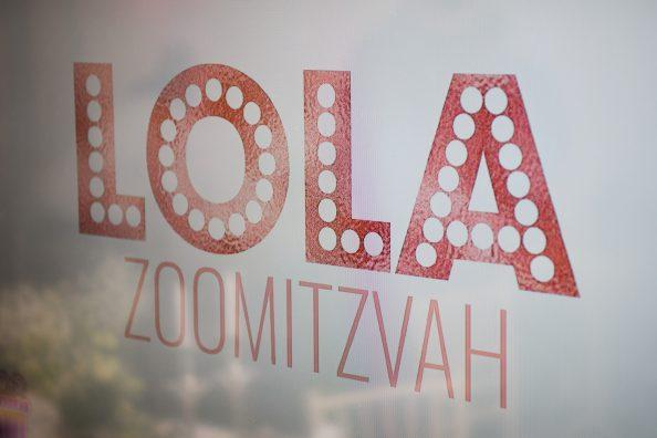 Lola's Bat Mitzvah